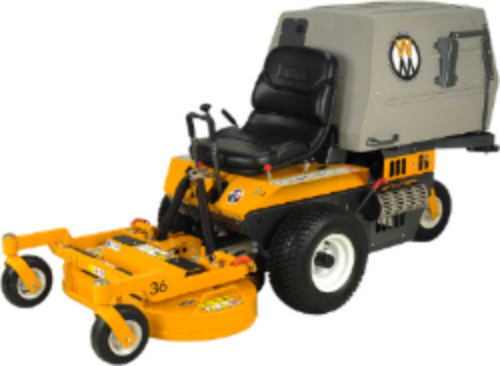Walker Mower Model MS